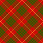Fotografia Clan cameron tartan diagonale senza cuciture