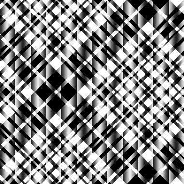 tartan celtic fc seamless pattern diagonal fabric texture black