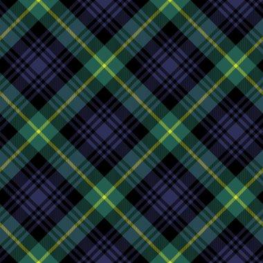 gordon tartan fabric textile check pattern seamless