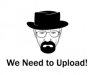 We need to upload man in a hat with beard