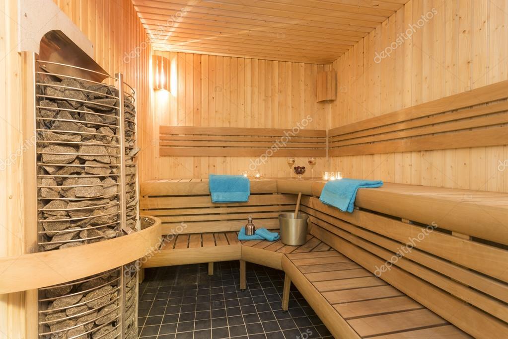 Sauna Spa And Massage Stock Photo C Robertnyholm 115578476