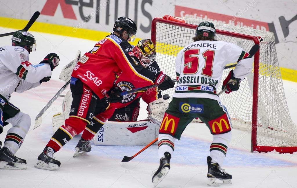 лига шведская хоккейная