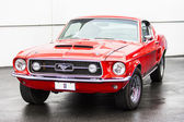 1966 mustang Gt350 sportovní auto