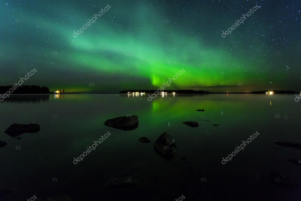 Northern lights - Sky