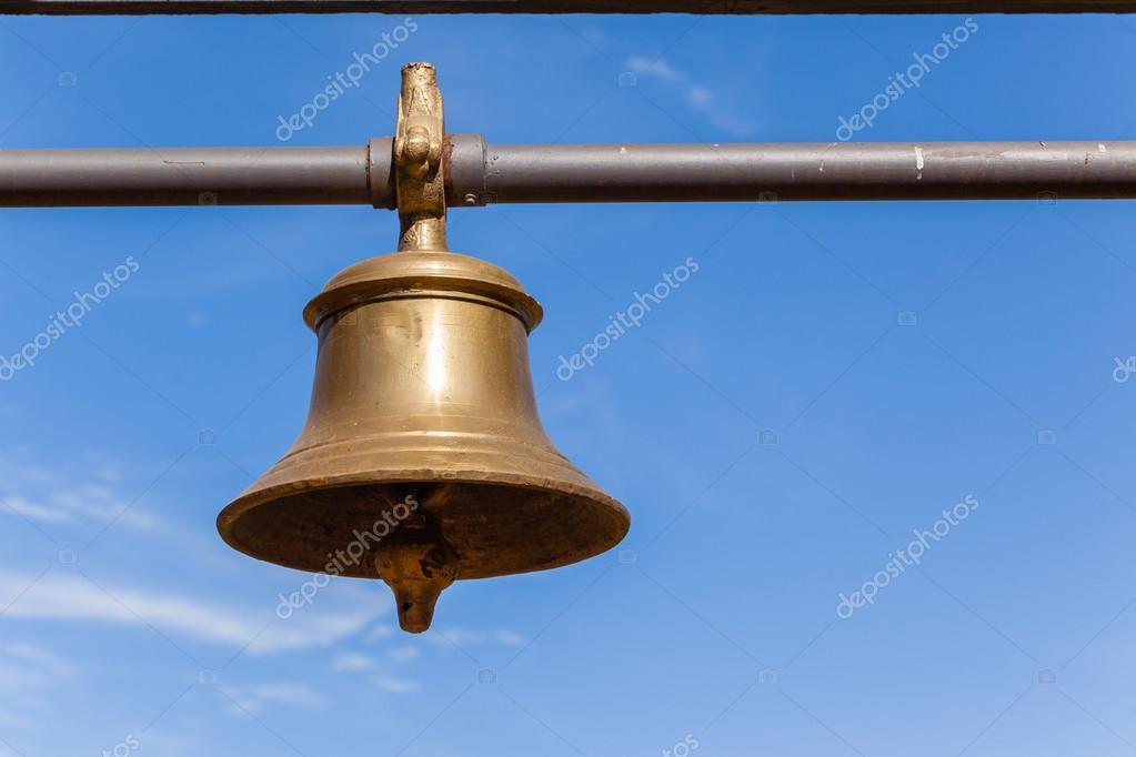 Brass Bell Instrument — Stock Photo © ChrisVanLennepPhoto