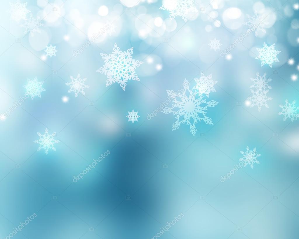 冬雪イラスト背景 — ストック写真 © nys #122917772