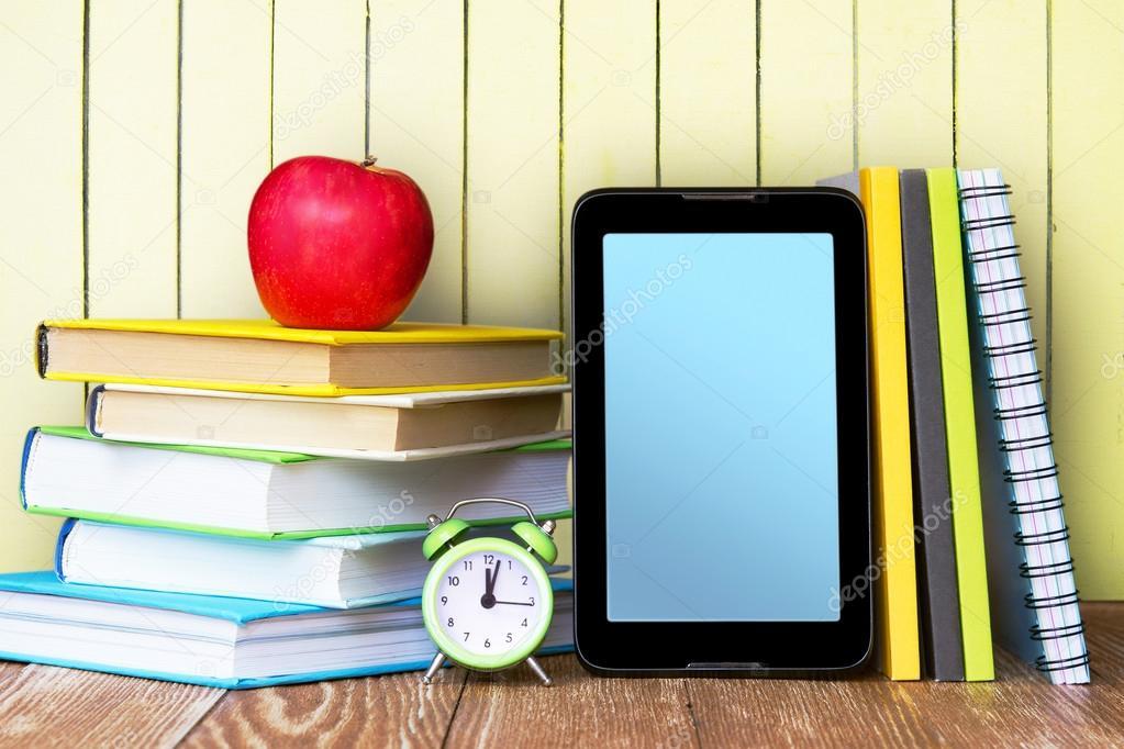 Fondo De Pantalla De Laptop Ipad útiles Escolares