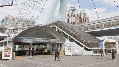Tokyo Teleport Station, Japan