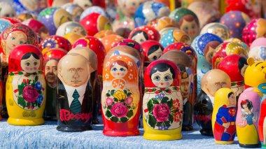 bright dolls matryoshka