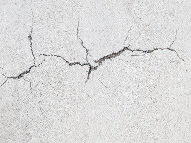 big gray crack