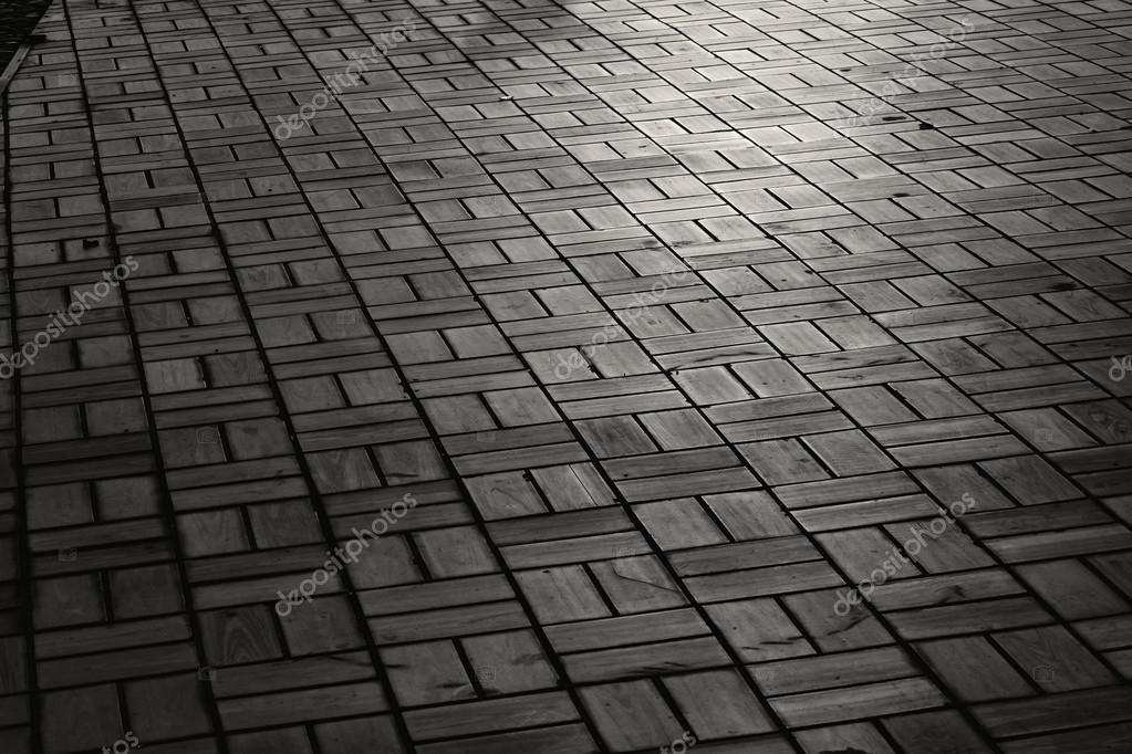 Fußboden Aus Ziegel ~ Ziegel fußboden muster mit sonnenlicht u stockfoto kitzcorner