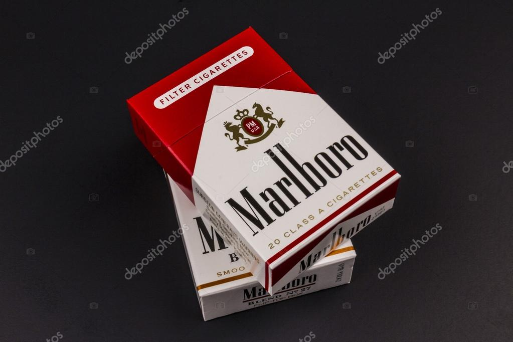 Menthol ultra light cigarettes Marlboro