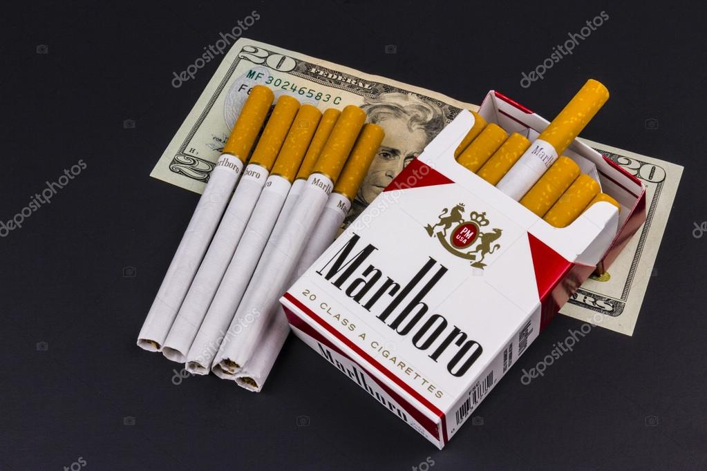 Buy cigarettes from the USA reservation