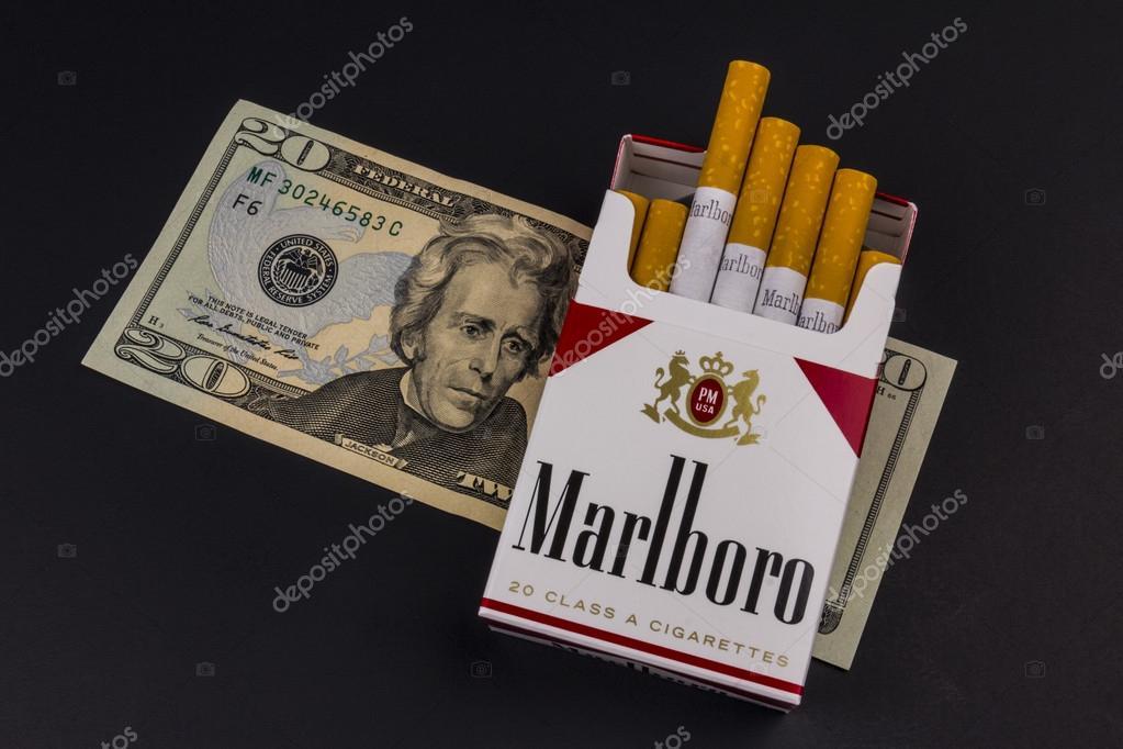 Marlboro cigarette paypal Canada