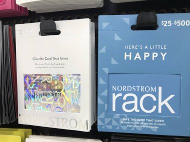 Nordstrom gift cards. Nordstrom gift cards are accepted online or at Nordstrom locations.