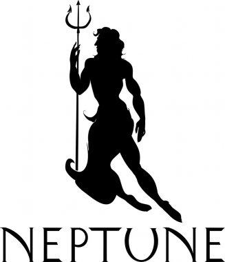 Neptune the god of sea