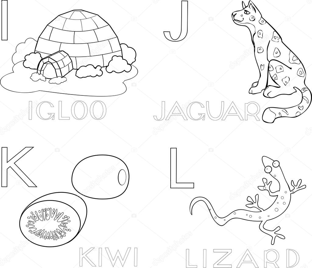 Jeux Coloriage Alphabet.Jeu De Coloriage Alphabet Image Vectorielle Mariaflaya C 87449960