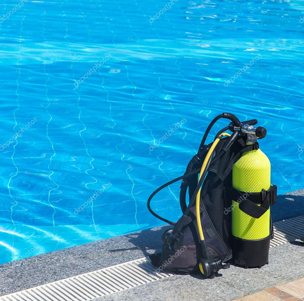 Scuba Gear — Stock Photo © mariakraynova #57941611