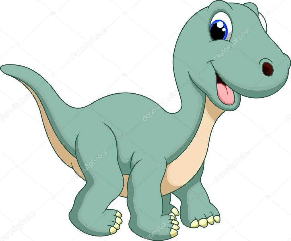 Dibujos De Dinosaurios: Dibujos Animados De Dinosaurios