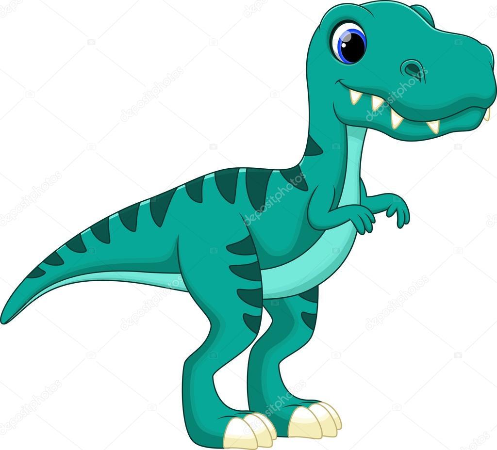 Dibujos Dinosaurios Rex Animados Dibujos Animados De Tiranosaurio