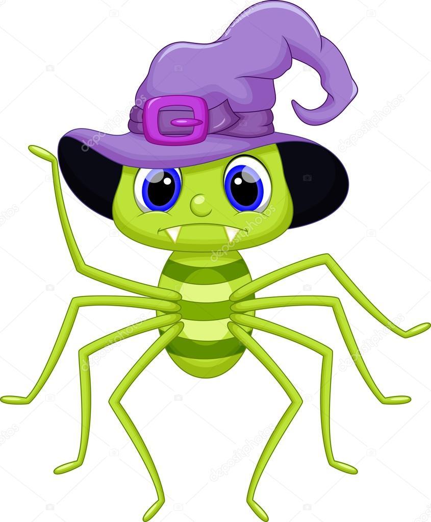 dibujos animados mono araña — Vector de stock © irwanjos2 #68525905