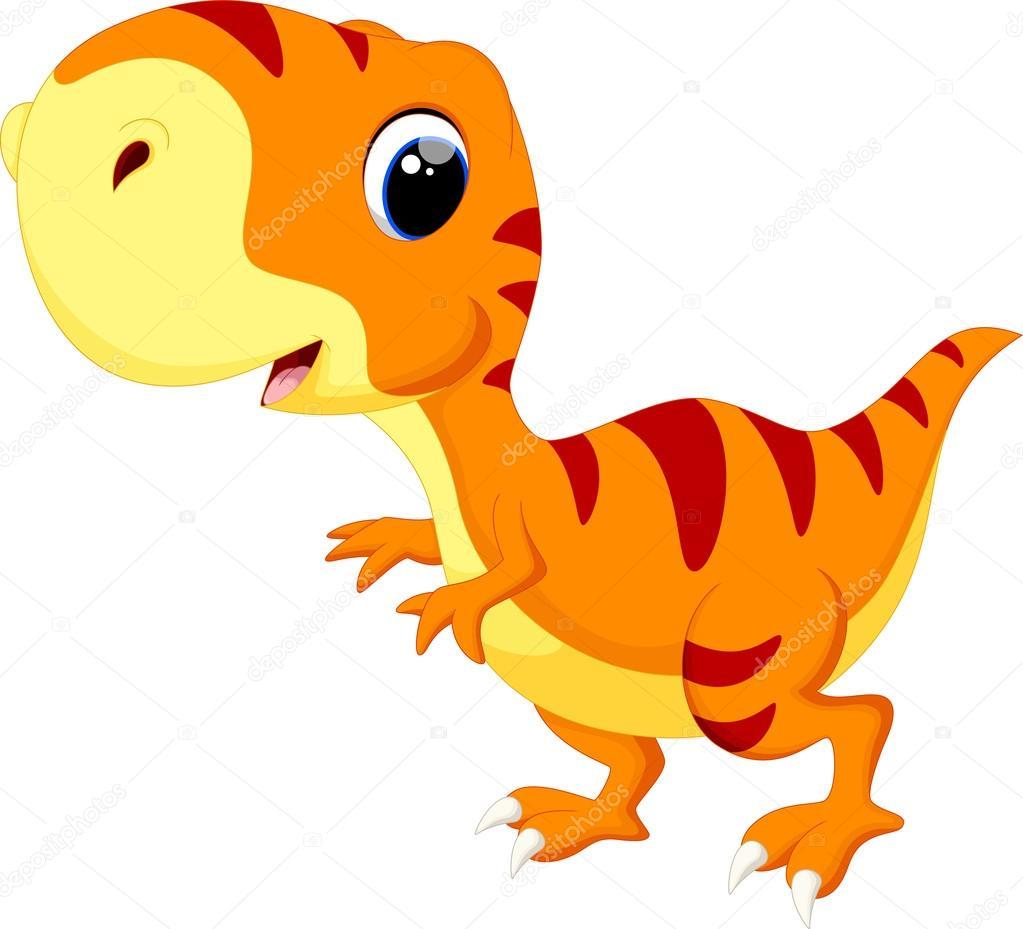desenho de dinossauro fofinho vetor de stock irwanjos2 88026724