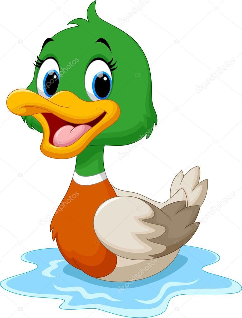 pato de dibujos animados nadando archivo im u00e1genes Mallard Duck Flying Clip Art mallard duck clipart black and white