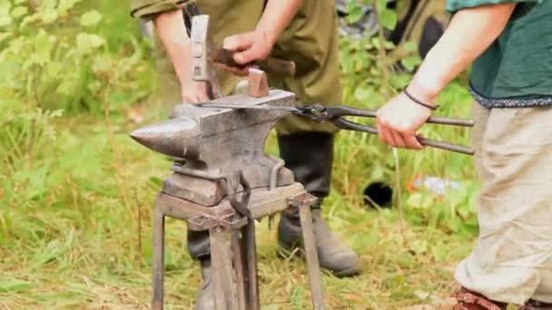 Smith finishing iron knife