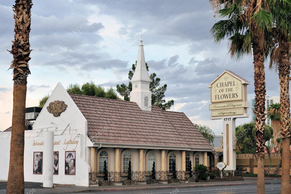 Wedding chapel in Las Vegas, Nevada