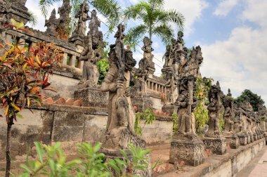 North Balinese Hindu Temple near Singaraja, Bali