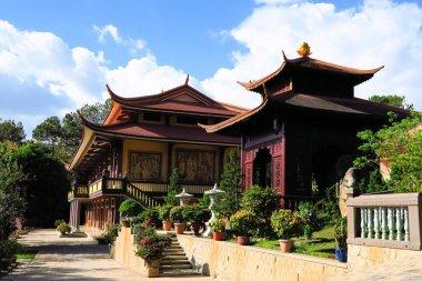 Tuyen Lam Buddhist Monastery, Dalat, Vietnam