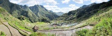 UNESCO Rice Terraces in Batad, Philippines