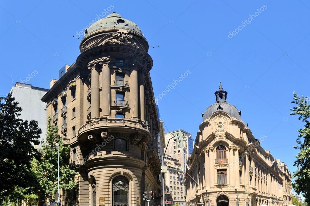 ChileEdificio Bolsa Arquitectura Edificios De Coloniales En Yg7f6yb