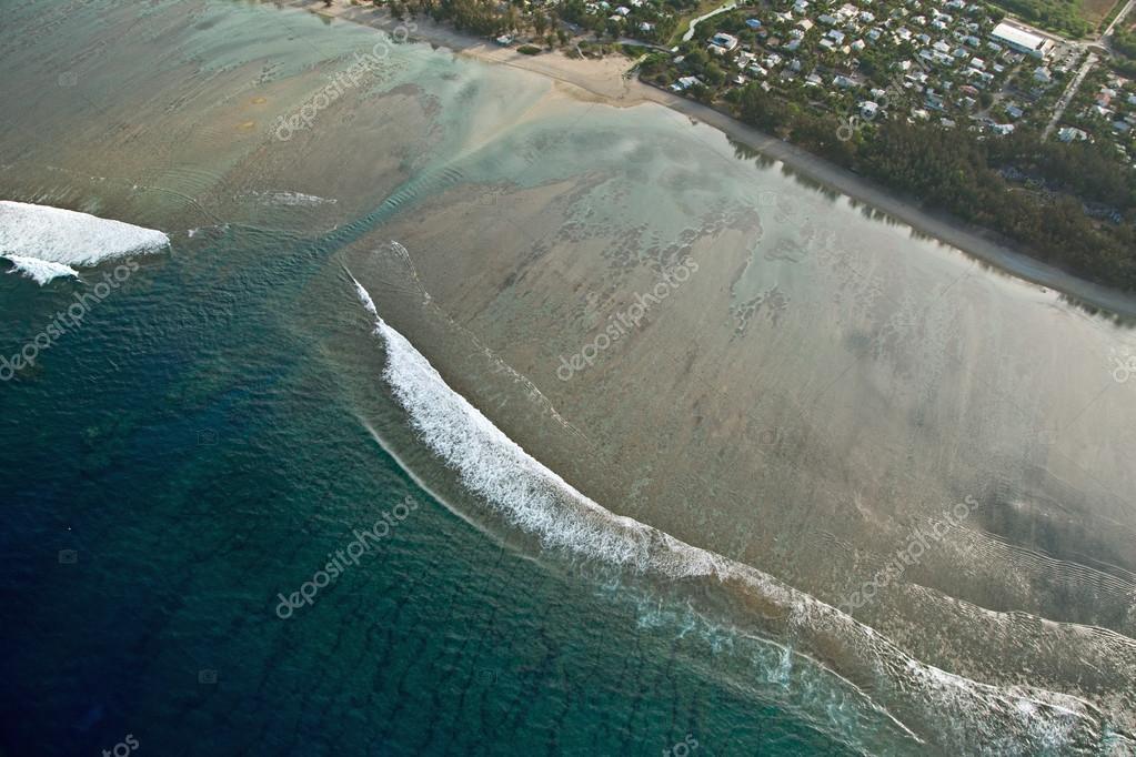 Lagoon in Reunion