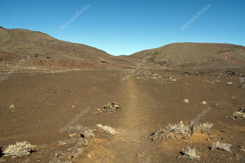 Hike to the Piton de la Fournaise