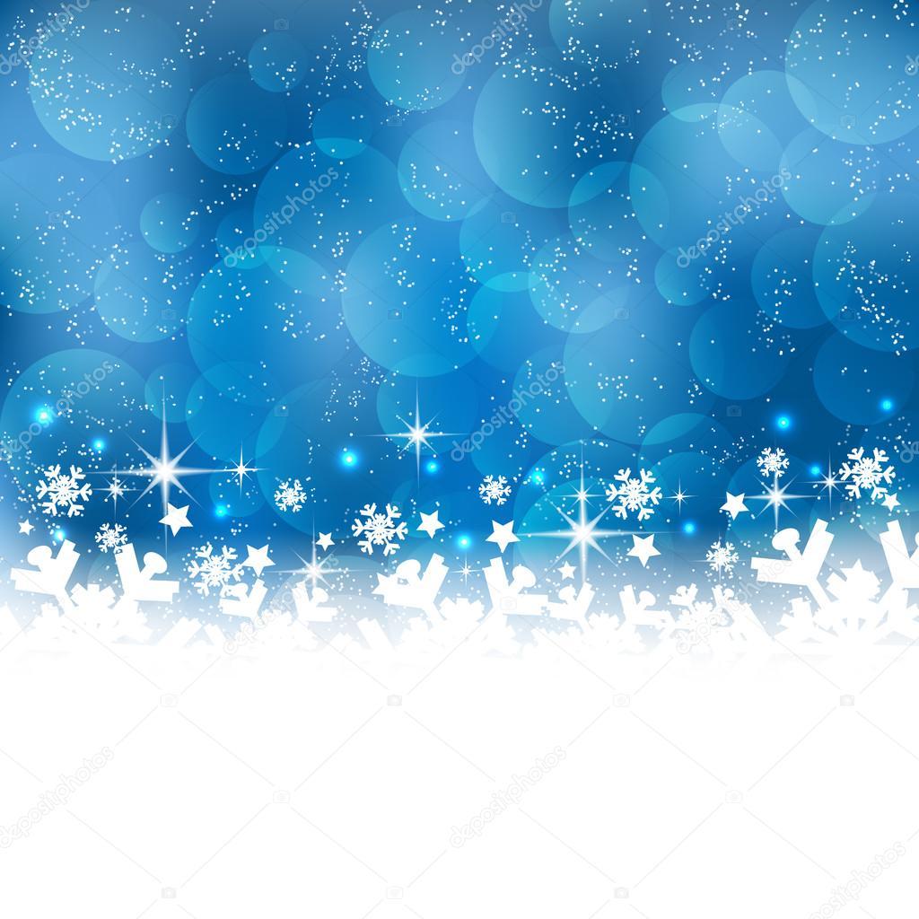 Weihnachten Hintergrund oder Tapete — Stockvektor © ftotti #56524749