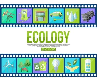 modern ecology icons