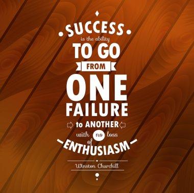 Quote of Winston Churchill