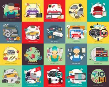 Mechanic and Car Repair