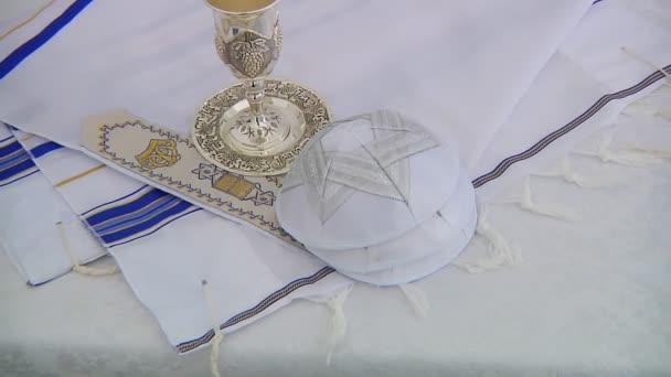 Bar Mitzhvah jewish religious symbol Prayer Shawl - Tallit, Jewish religious symbol