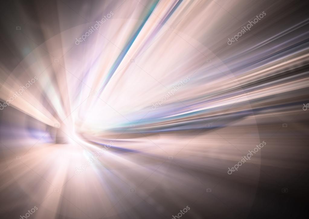 Abstrakte Licht Schleife — Stockfoto © tongdang #109220044
