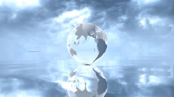 světové počasí bouři