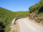 Cap Corse, the inside territory