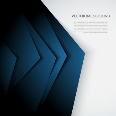 abstract background with shadows