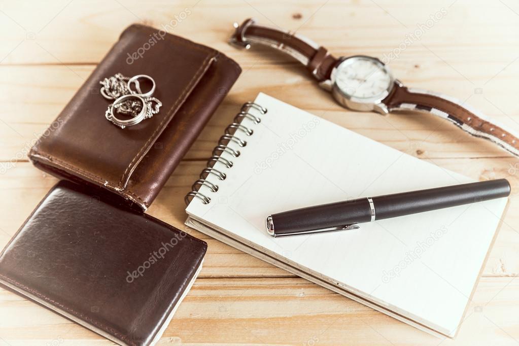 accessori uomo - stile vintage — Foto Stock © dourleak  115066028 f013a90aec13
