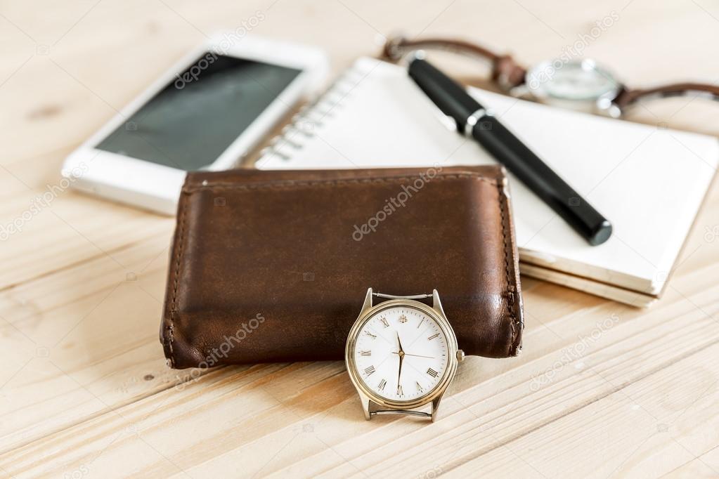 accessori uomo - stile vintage — Foto Stock © dourleak  115066146 7a8f0f92620b