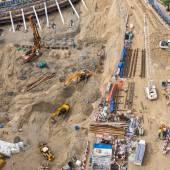 Zahájen a stavební průmysl
