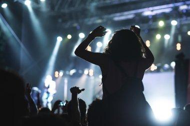 Crazy festival vibes