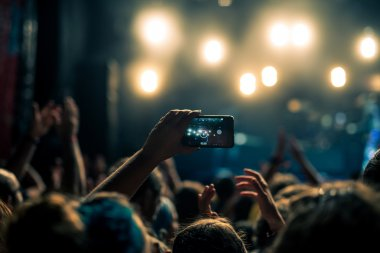 Capturing festival moments