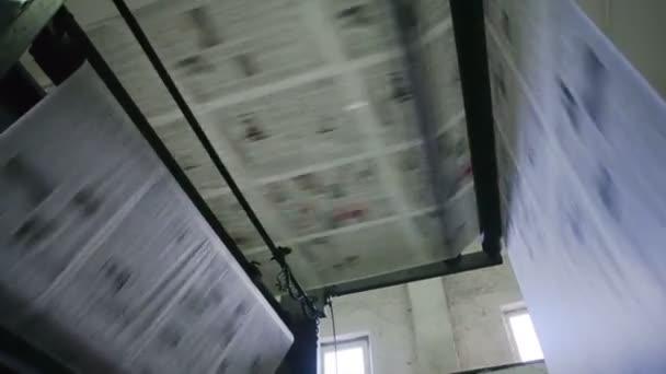 Macchina da stampa, ha colpito la velocità impostata roto stampa stampa offset